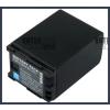 Canon iVIS HF100 7.4V 3400mAh utángyártott Lithium-Ion kamera/fényképezőgép akku/akkumulátor