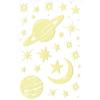 Maildor Foszforeszkáló matrica - Bolygók