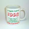 Évszámos bögre 23, 1993.