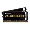 Corsair ValueSelect SO-DIMM 8GB DDR4-2133 Kit CMSO8GX4M2A2133C15