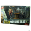 COPYWRITE Set bábus A (z) Walking Dead Morgan Caminante 13cm gyerek