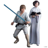 Kotobukiya Set 2 estatuas Art FX+ Luke Skywalker - Princesa Leia 15cm gyerek