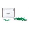 Noctua NA-SAV2 chromax.green Anti-Vibrationsset - zöld