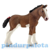 Clydesdale csikó - Scleich