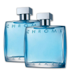 Azzaro Chrome Gift Set ( 2 x 30ml EDT ) férfi