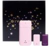 Givenchy Play for Her Gift Set (50ml EDP + Mini 5ml EDP + Mini Intense 5ml EDP) nõi kozmetikai ajándékcsomag
