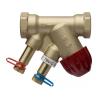 Heimeier TA TBV-C készülék beszabályozó szelep DN25 normal flow