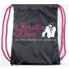 Gorilla Wear Tornazsák Pink/Fekete