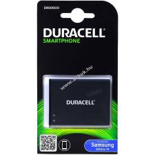 DURACELL akku Samsung típus EB-L1G6LLUC (Prémium termék) pda akkumulátor