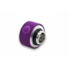 EK WATER BLOCKS EK-HDC Fitting 16mm G1/4 - Purple