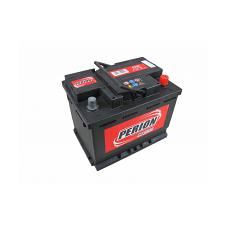 56Ah PERION 556400 akkumulátor jobb+ autó akkumulátor
