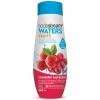 SodaStream Waters FRUITS vörösáfonya/málna szörp, 440 ml