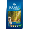 Ecopet NATURAL FISH MINI 14KG