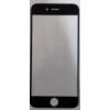 Apple iPhone 6S Plus 5.5 plexi ablak fekete*