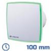 - Design elszívó LED light zöld (100 mm) időkapcsolós