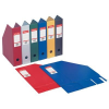 ESSELTE Foldable file: A4 – spine width: 100 mm  red 5701216560733