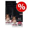 Pro Plan Gazdaságos kiszerelés: 2 x nagytasakos Pro Plan - Large Robust Puppy OPTISTART (2 x 12 kg)