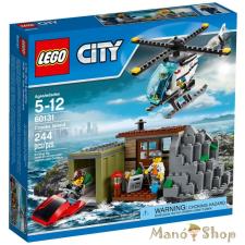 LEGO CITY Gonosztevők Szigete 60131 lego