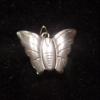 Hematit Hematit medál pillangó