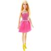 Barbie Parti Barbie pink ruhás, szőke hajú (2016)