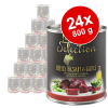 Zooplus Selection 24 x 800 g - Junior pulyka