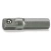 "dugófej adapter 1/4"" hatszögű, 61CrV5, 10db/cs; 26mm hosszú"