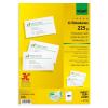 Sigel GmbH Sigel névjegykártya papír 10 lap (85x55 mm)