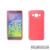 CELLECT Samsung Galaxy A310 vékony szilikon hátlap, Pink
