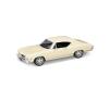 Welly Chevrolet Chevelle SS 396 1968 autó, 1:24 autópálya és játékautó