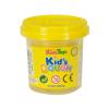 Kid's Toys Sárga tégelyes gyurma, 140 g