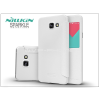 Samsung Samsung A710F Galaxy A7 (2016) oldalra nyíló flipes tok - Nillkin Sparkle - fehér