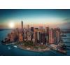 New York, Freedom Tower Manhattan poszter tapéta, díszléc és más dekoráció