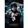 A hobbit, az öt sereg csatája poszter