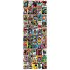 DC Comics borítók ajtóposzter