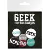 Geeks and Nerds kitûzõ