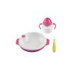Nuvita első étkészlet 1491 Pink
