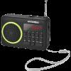 Hyundai HYUPR526PLLBG hordozható rádió