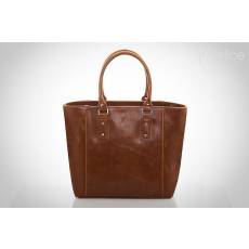 Felice Bello mahagoni táska