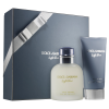 Dolce&Gabbana Light Blue Pour Homme Gift SEt ( edt 75ml + After Shave Balsam 75ml ) férfi