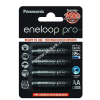 Panasonic eneloop Pro típus BK-3HCDE/4BE 2500mAh 4db/csom.