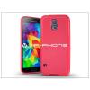 Samsung Samsung SM-G900 Galaxy S5 szilikon hátlap - Jelly Bright 0,3 mm - pink