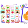 Akros Memóriajáték - egészséges ételek