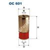 Filtron OC601 Filron olajszűrő