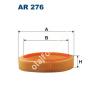 Filtron AR276 Filtron levegőszűrő