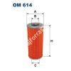Filtron OM614 Filron olajszűrő