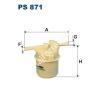 Filtron PP871 Filtron üzemanyagszűrő