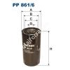 Filtron PP861/6 Filtron üzemanyagszűrő