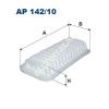 Filtron AP142/10 Filtron levegőszűrő