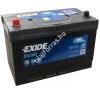 EXIDE Excell Japán EB955 95Ah bal+ autó akkumulátor