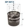 Filtron OP567/3 Filron olajszűrő